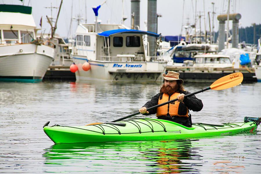 AukeHarborPaddle-kayak-guided-trip